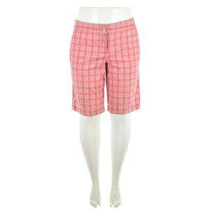 IZOD Shorts & Skirts 14 Pink